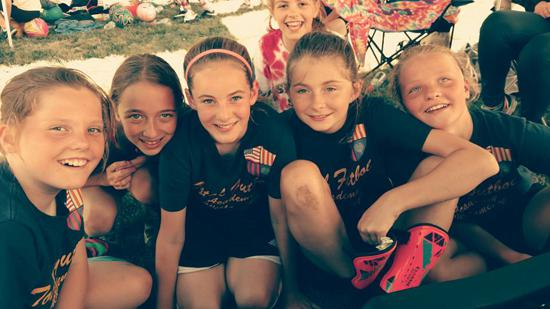 TFA Cascades U11-U14 Competitive teams offer a great option to starting your competitive soccer journey,