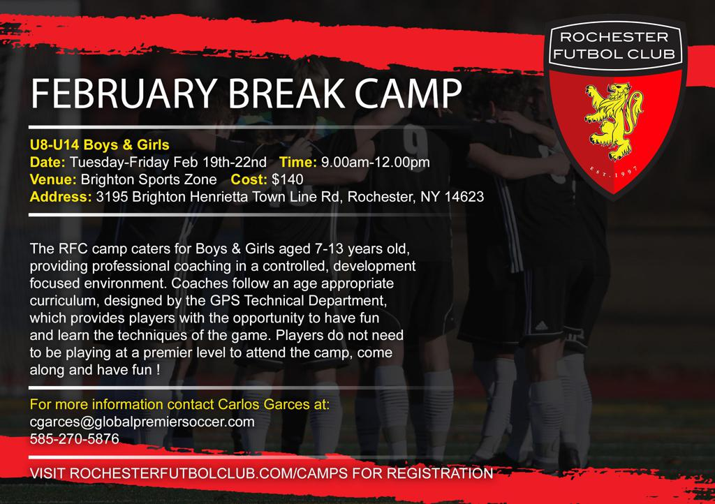 fa9b627cf8d RFC February Vacation Camp Announced !