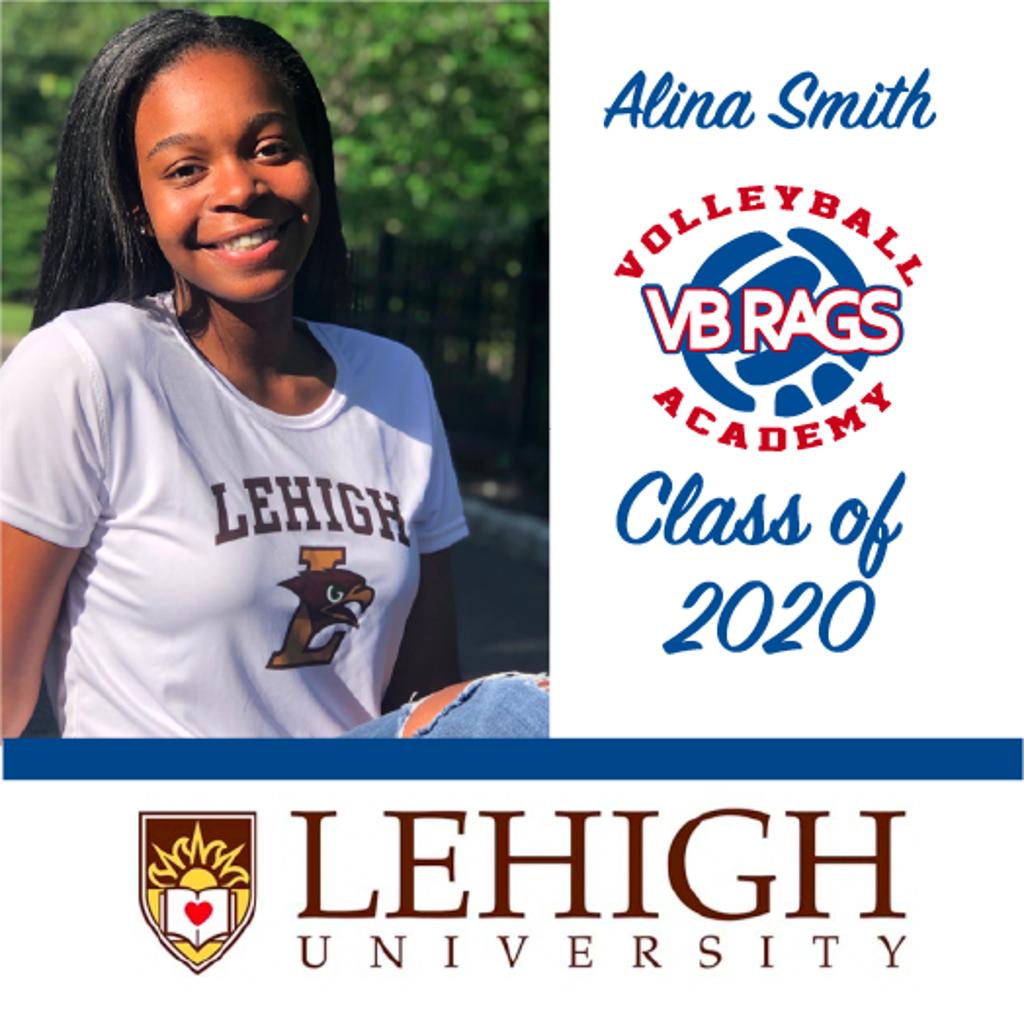 Alina Smith - Team VB RAGS Class of 2020