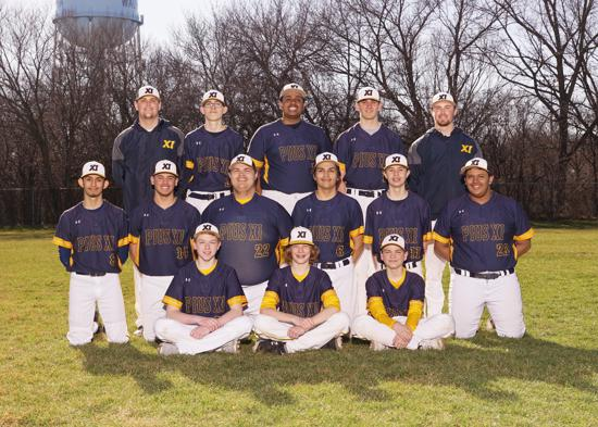 2019 JV BASEBALL TEAM