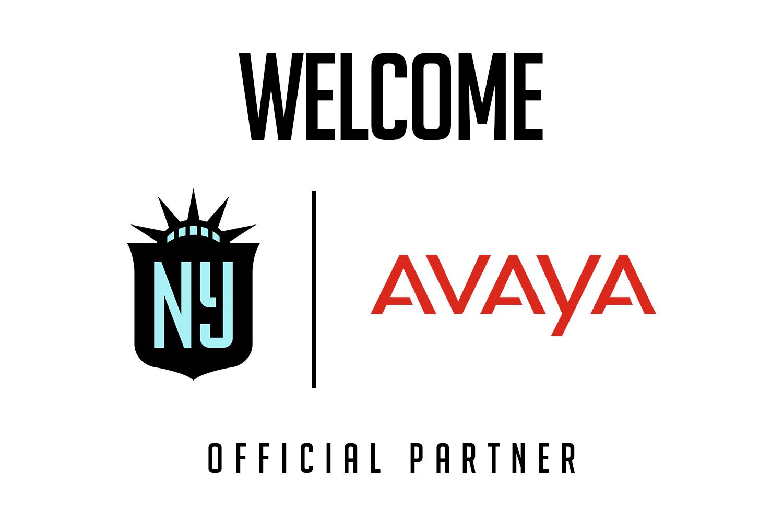 NJ/NY Gotham FC Partners with Avaya for 2021 Season