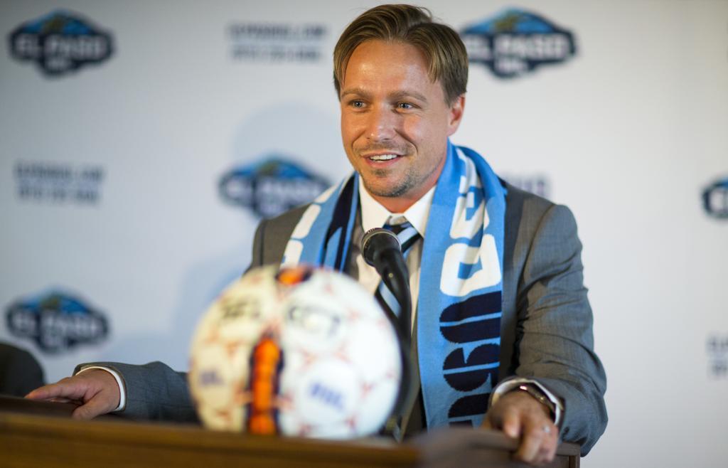 Mark Lowry, Head Coach and Technical Director