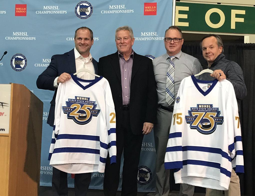 MN H.S.: Minnesota State High School League Announces Celebratory Hockey Seasons