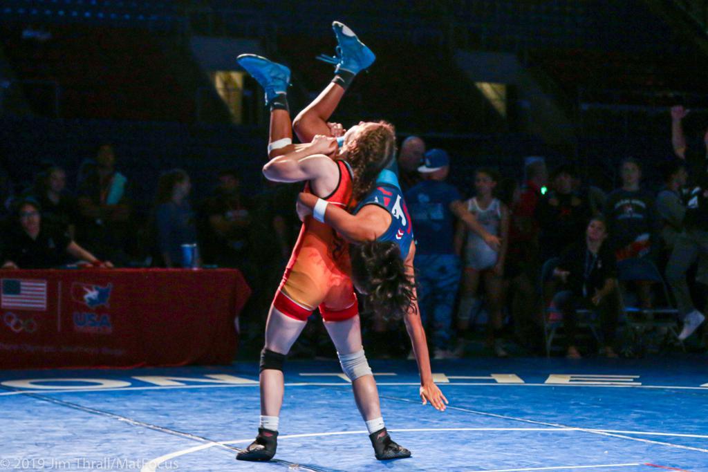 USA Wrestling OHIO