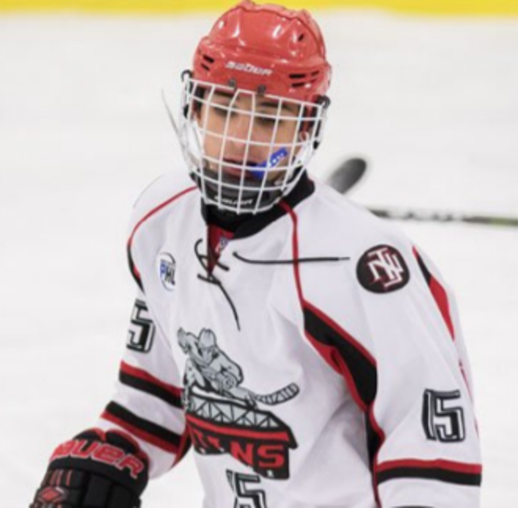 Titans 15U Pure alum Daniyal Dzhaniyev selected in 2020 USHL Draft