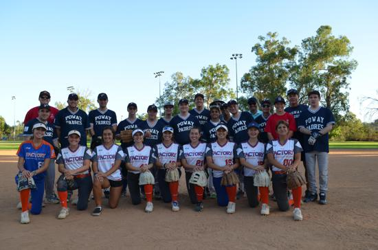 With Poway Padres 2019