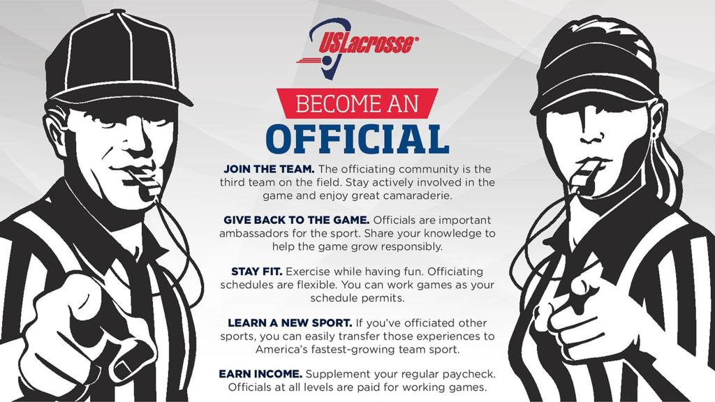 US Lacrosse Officials Development Program