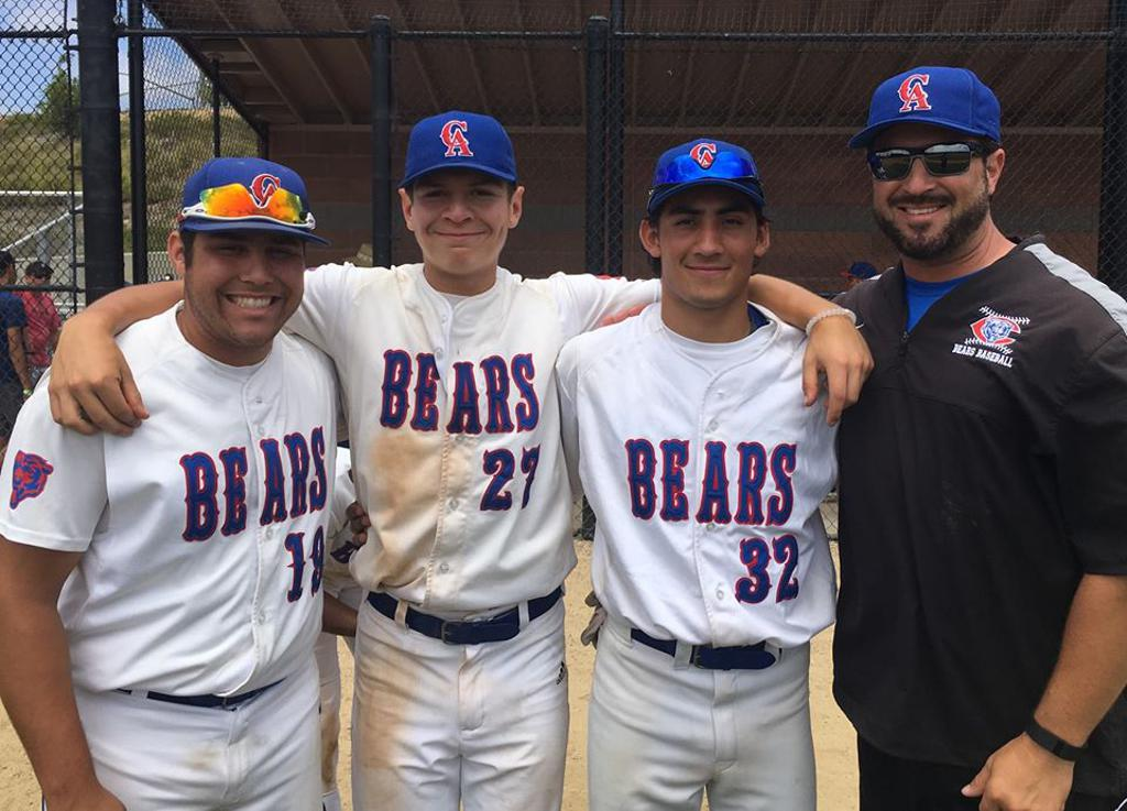 Saying goodbye to original Bears Brendan Collis, Julian Escobedo and Roman Padilla