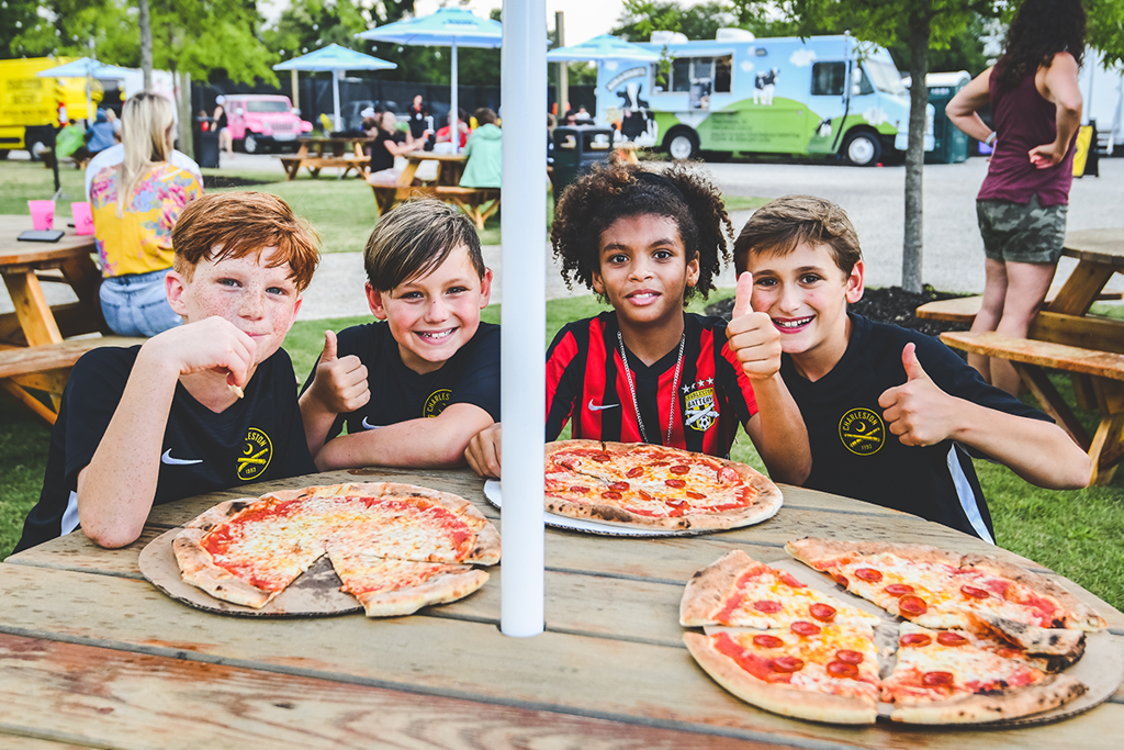 pizza party group package