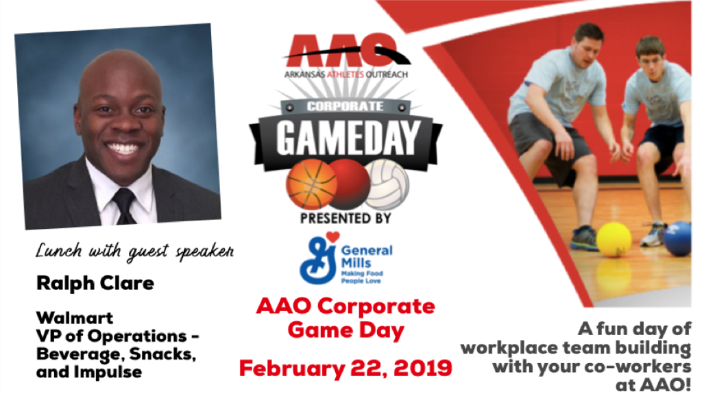 AAO Corporate Game Day February 22, 2019