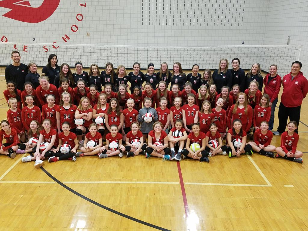 Centennial Volleyball Club