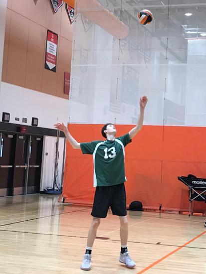 Volleyball - Boys