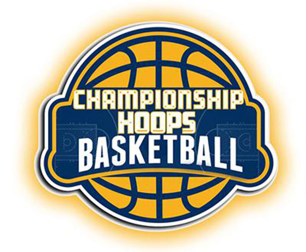 Championship Hoops Events logo