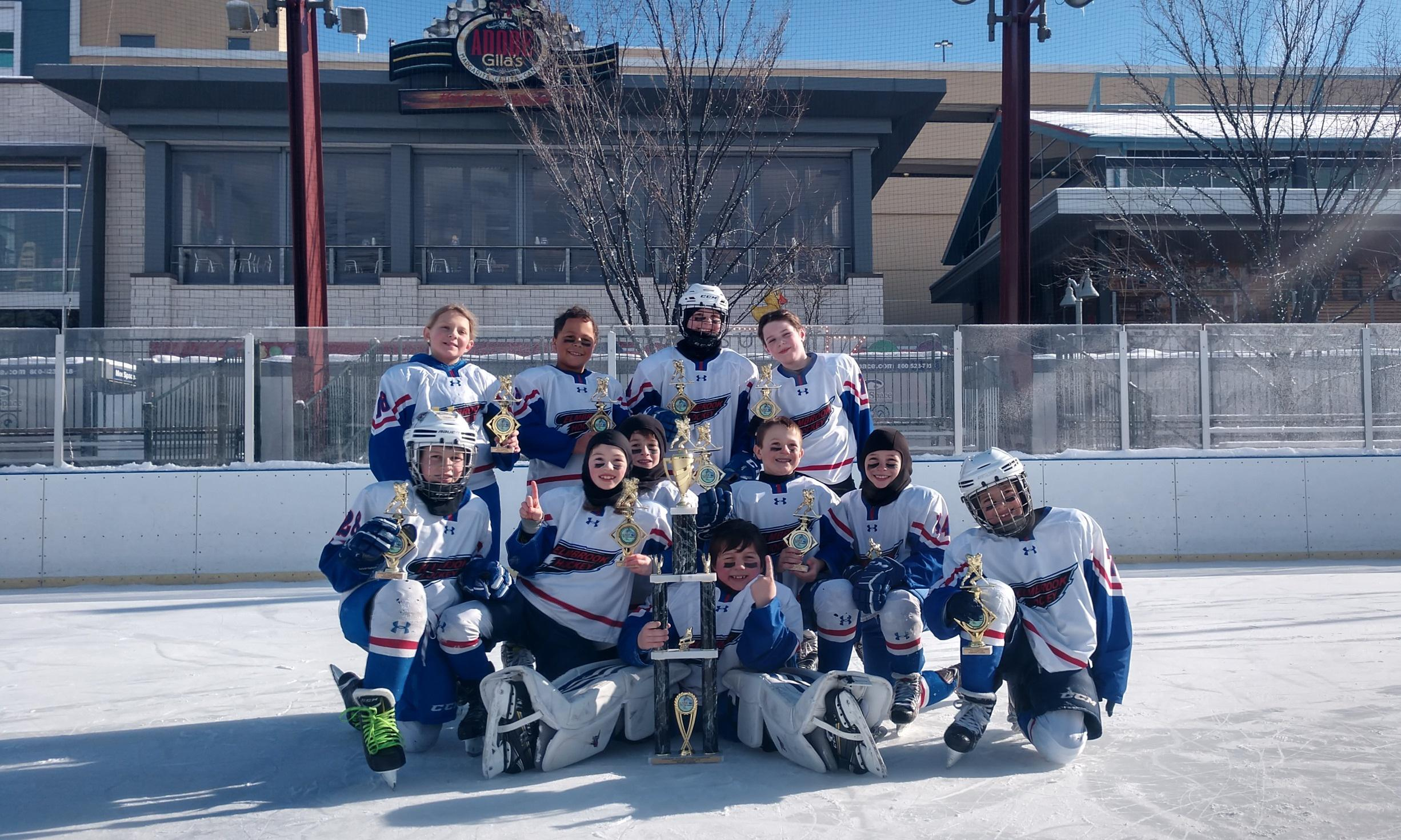 Rosemont Trophy Pic