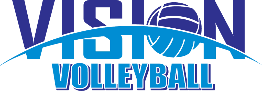 VISION Volleyball logo