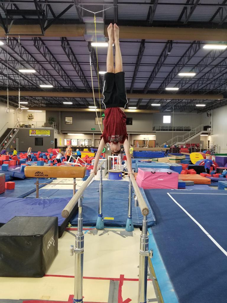Gymnastics for boys