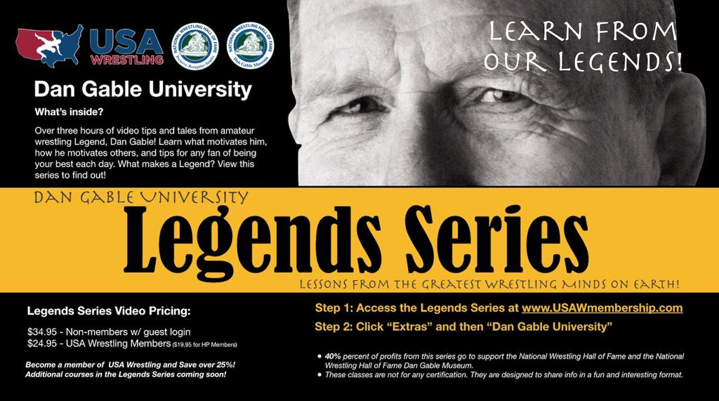Gable Legends Series