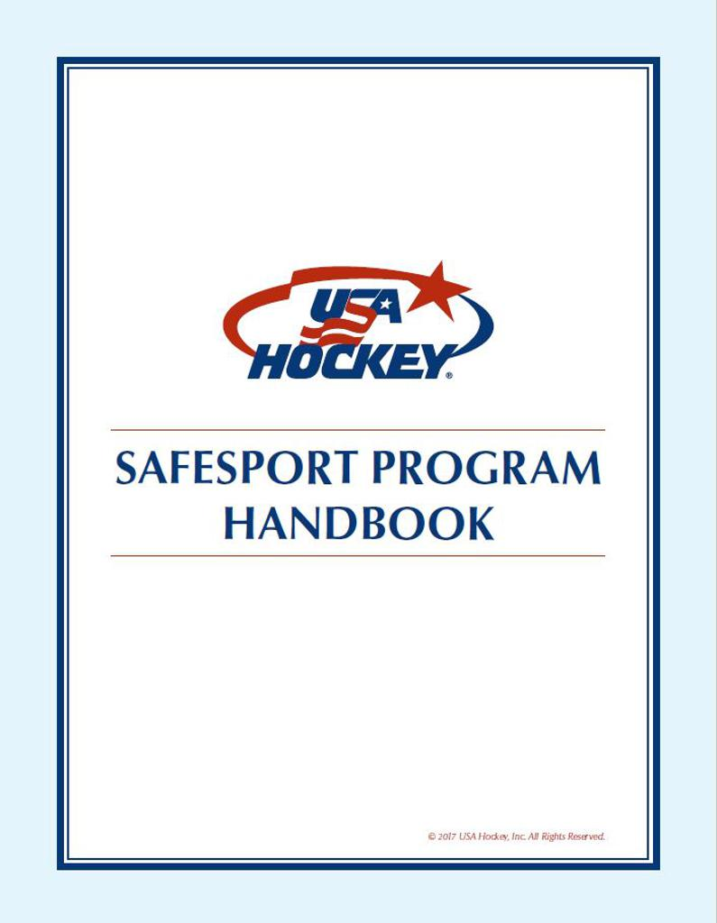 Download USA Hockey SafeSport Program Handbook