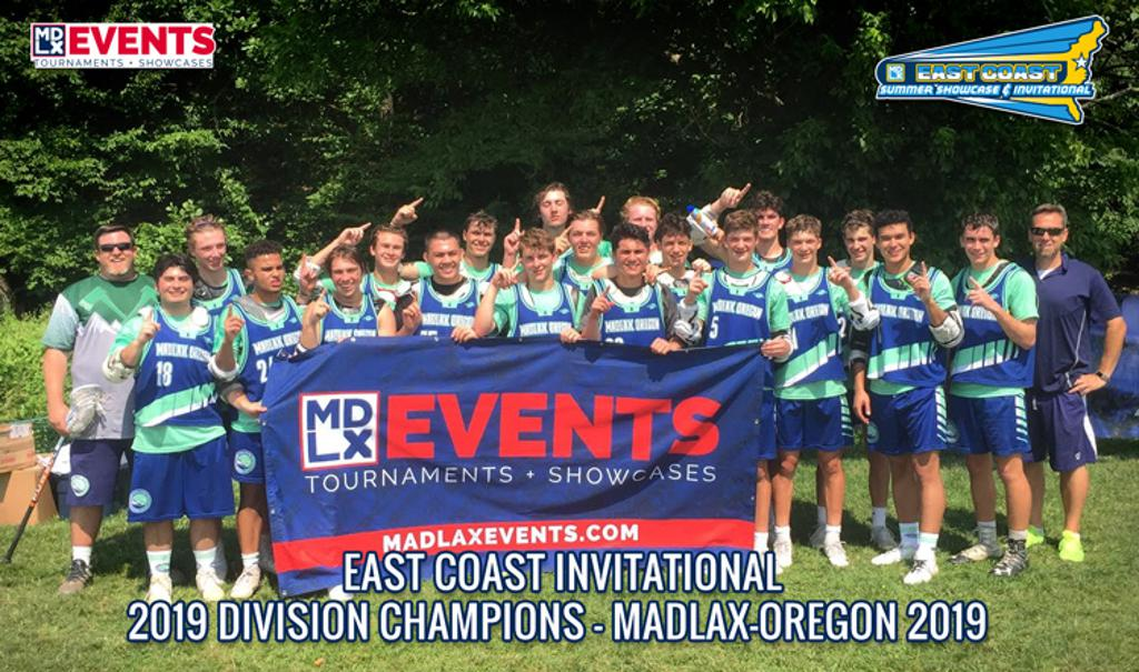 2019 Division Champs - Madlax-Oregon 2019