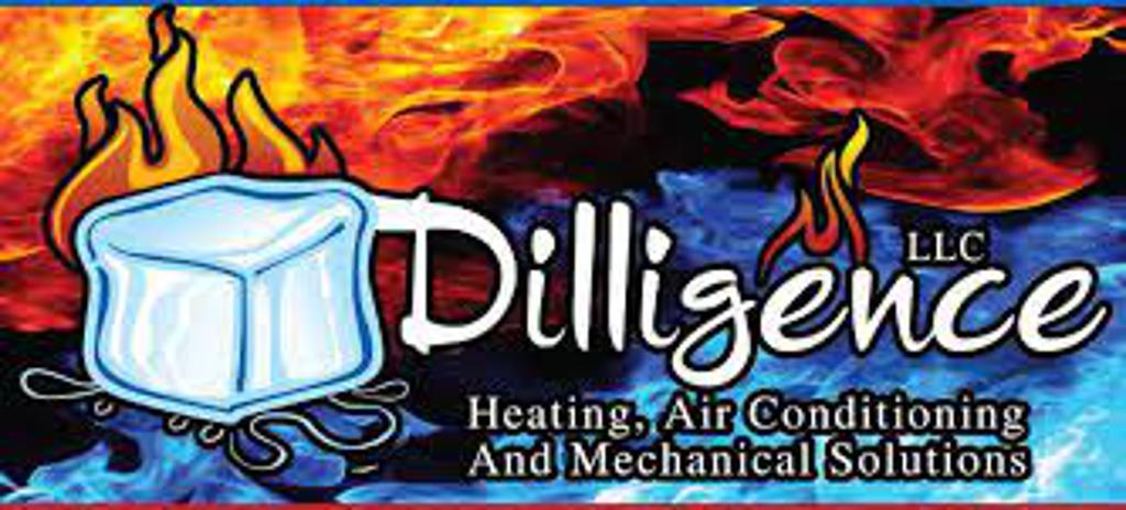 Dilligence Heating & Air Logo