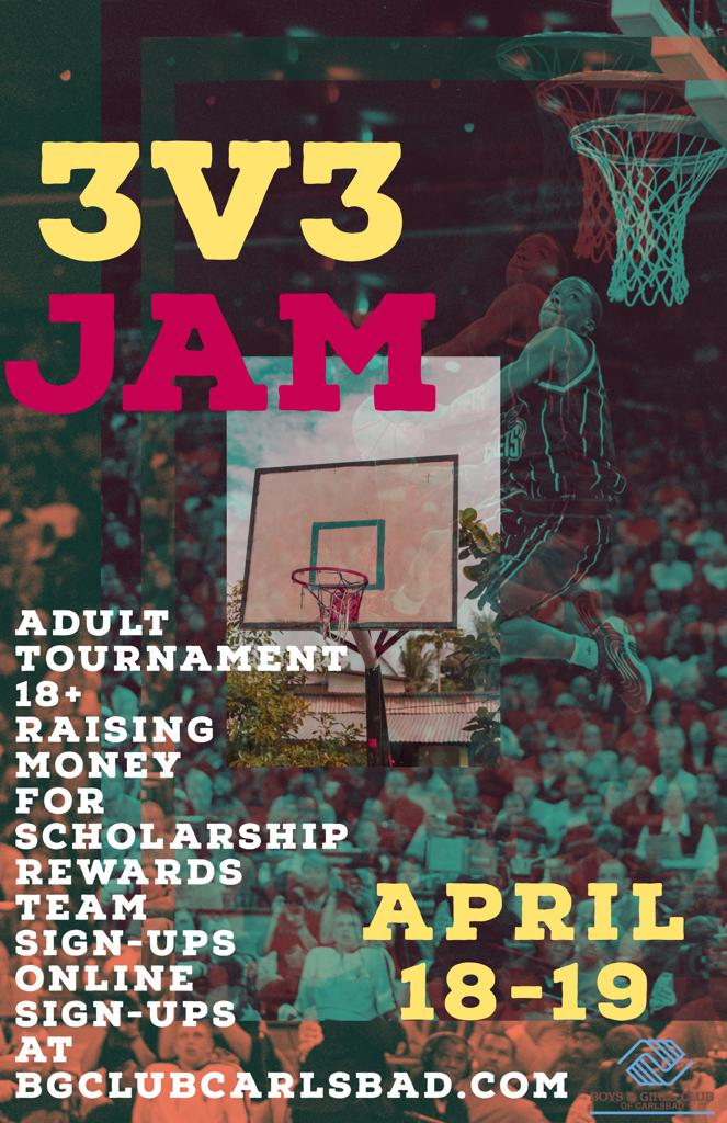 3v3 JAM (Adult Tournament)