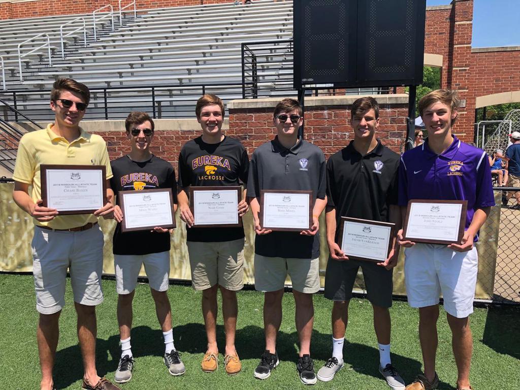 Eureka Lacrosse Post-Season Honors 2018