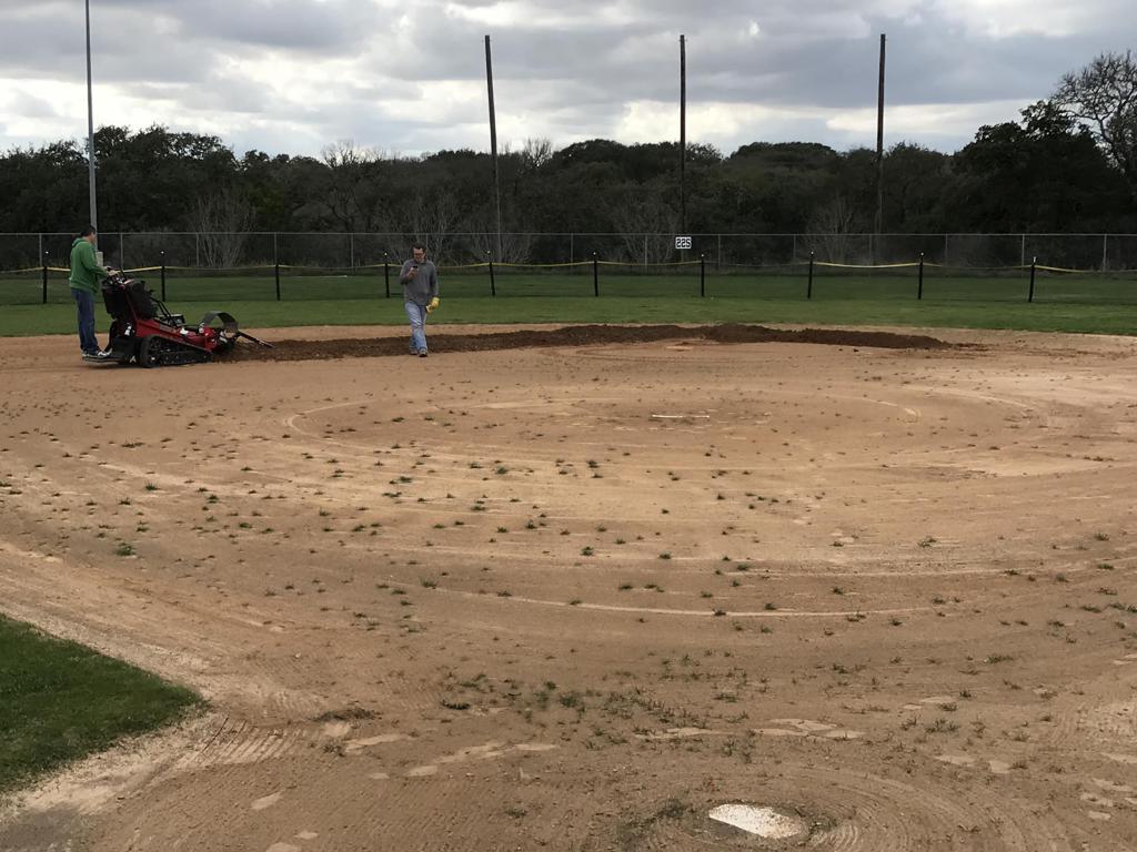 Field Drain Improvements