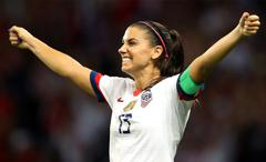 #9 - Alex Morgan