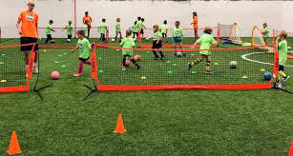 Soccer-Specific Training Programs -Footskills, Speed