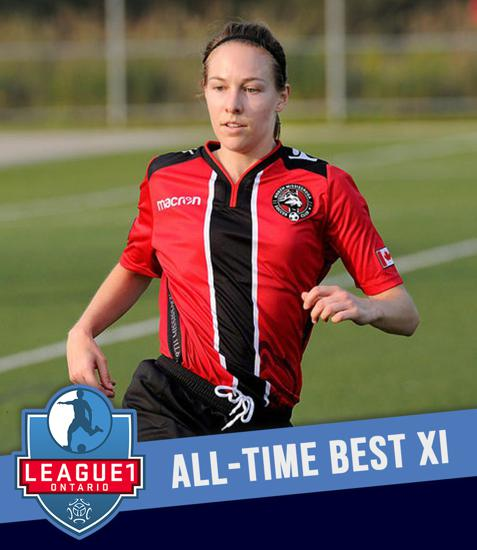 Laura Twidle: L1O All-Time Best XI