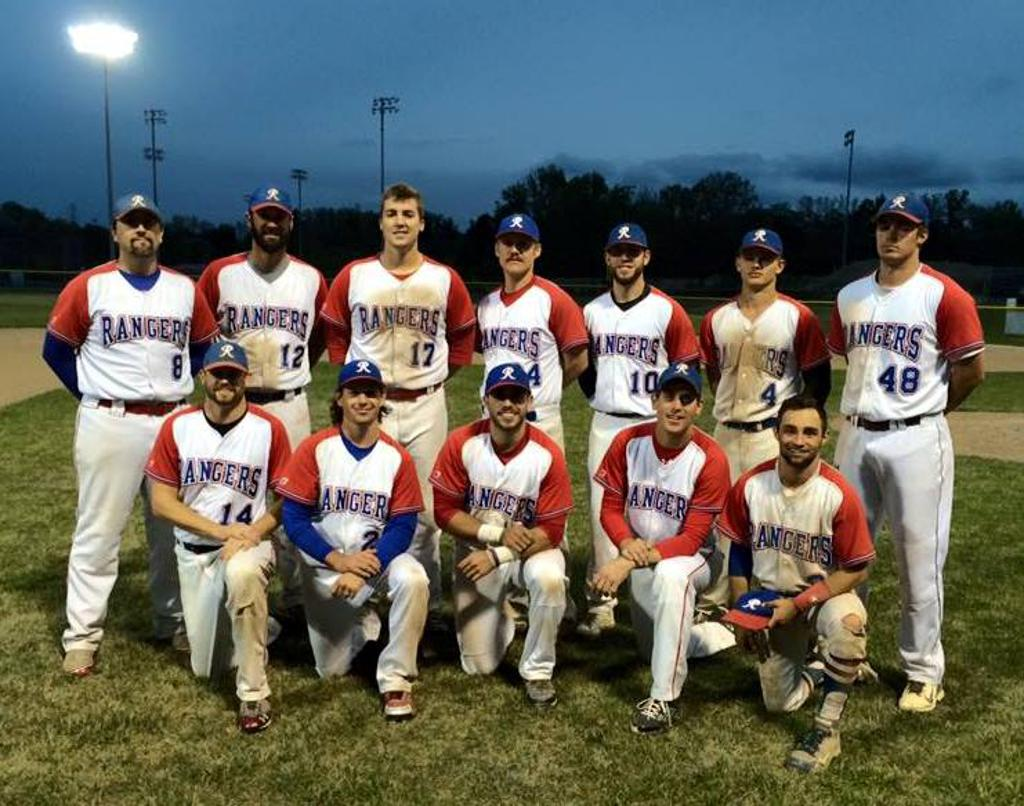 Dayton Rangers 2015 Team Photo