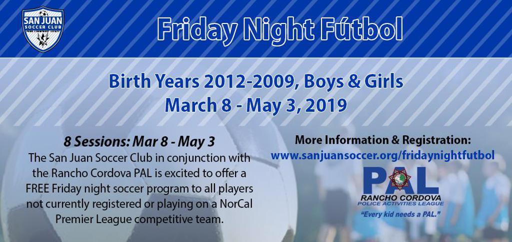 Friday Night Fútbol Top Image