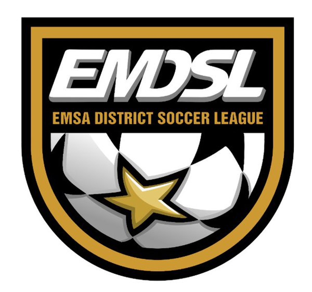 Elgin Middlesex District Soccer League Logo
