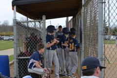 Team in dugout april 21  2018 tournament small