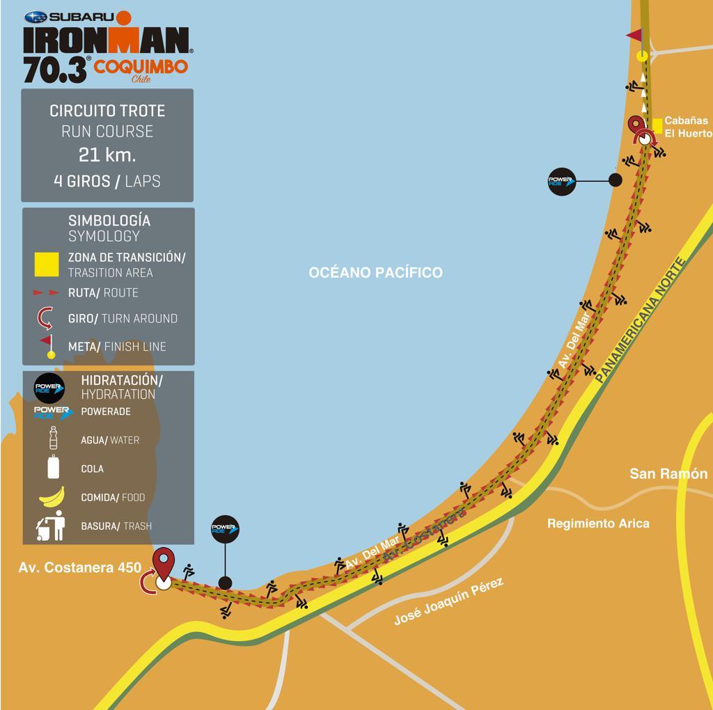 Coquimbo IM703 Run