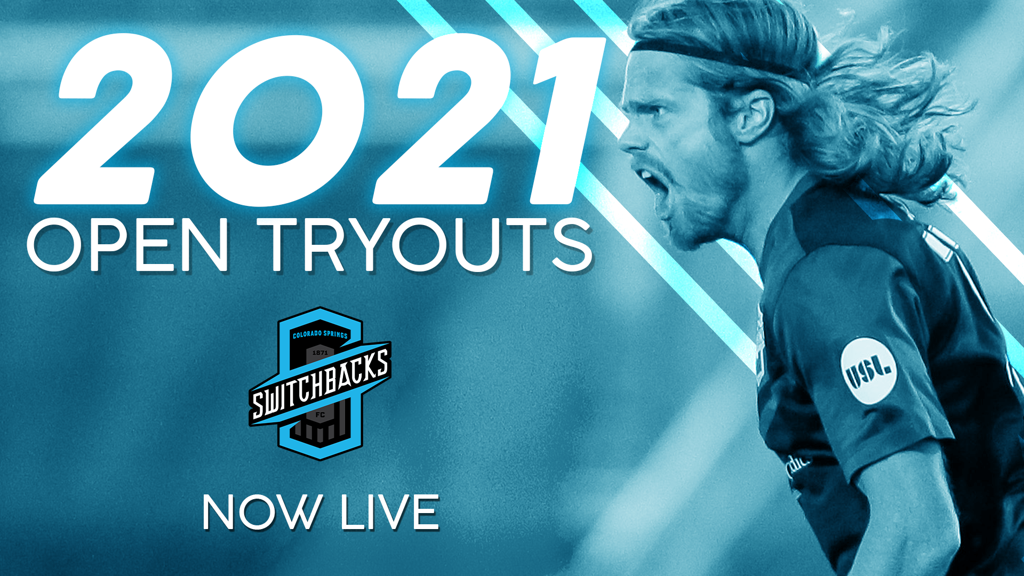 Colorado Springs Switchbacks FC Host 2021 Open Try-outs