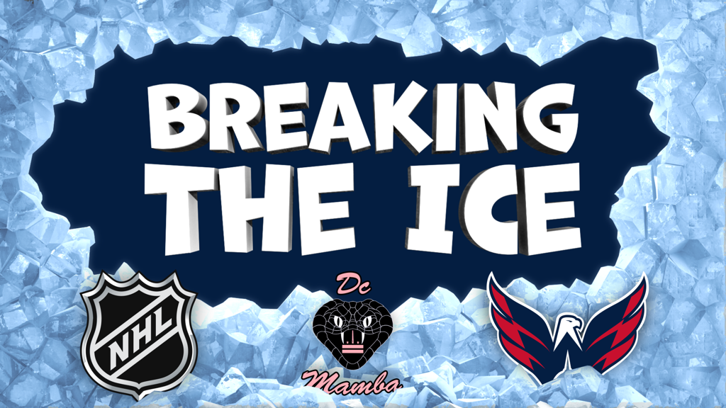 Breaking the Ice Graphic