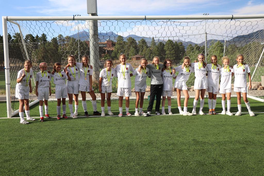 Flagstaff United Cup Champions!!