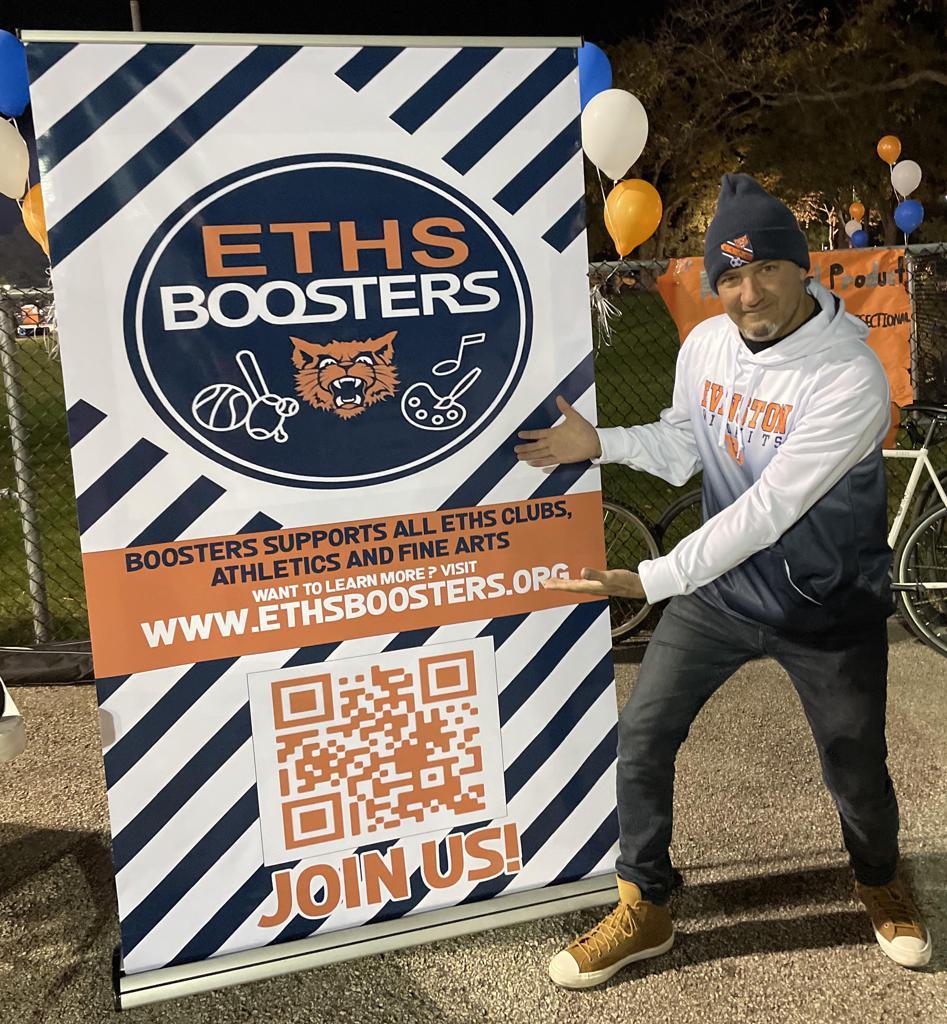 ETHS Booster Membership