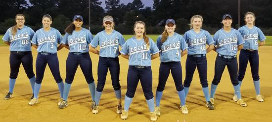 Virginia Legends Fastpitch Softball