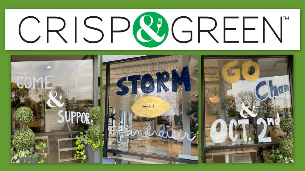 Welcome to Chanhassen & THANK YOU Criisp & Green!