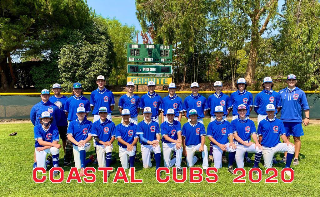 2020 Coastal Cubs HS Team Under-class