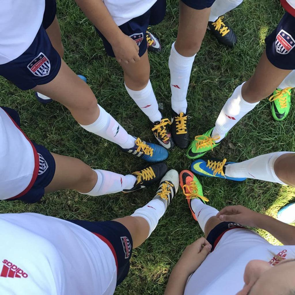 Soccer Uniform and Shoes
