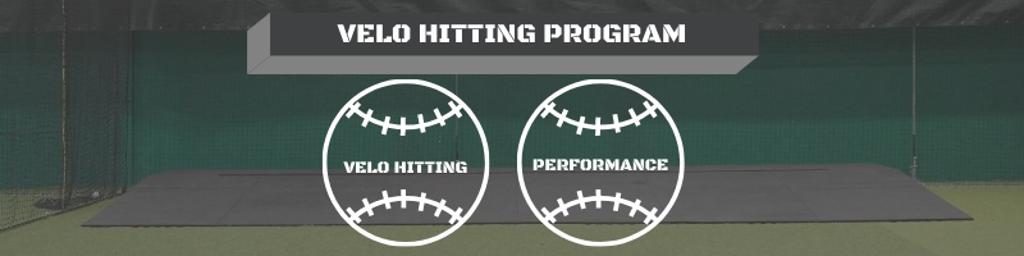 P2P Velo Hitting Program 2020-21 Overview