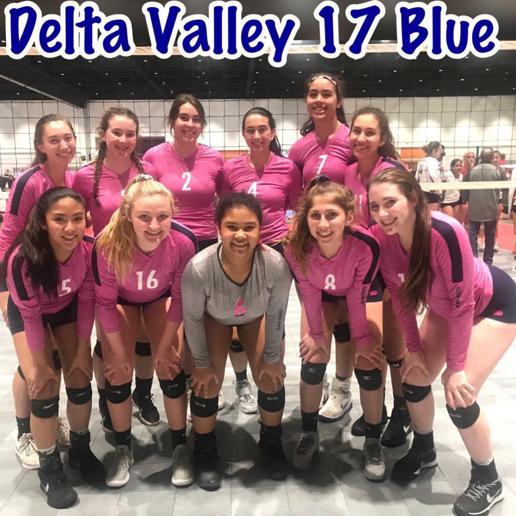 Delta Valley Volleyball Club