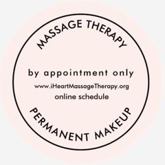 iHeart Massage Therapy +Permanent Makeup