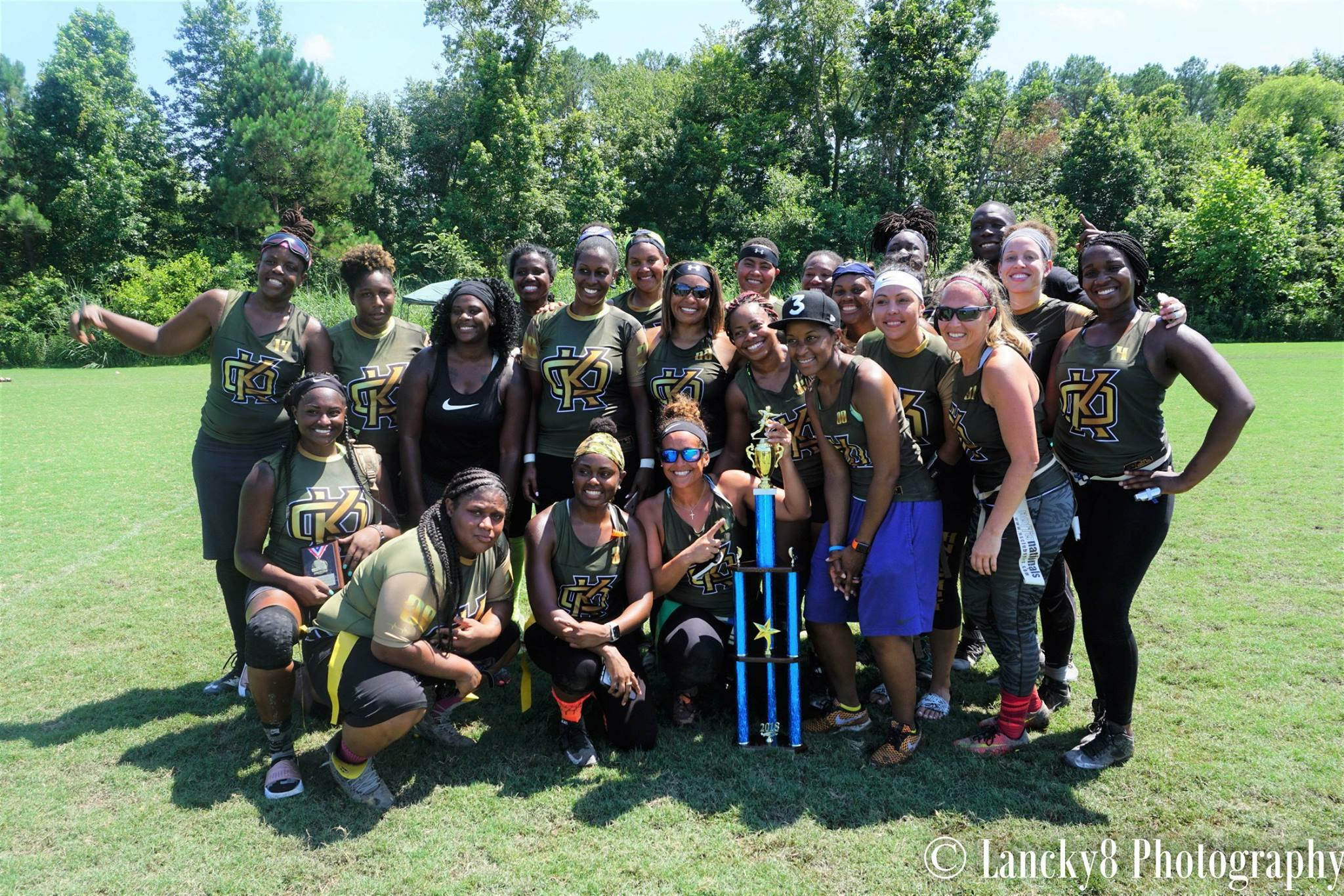 Flag football mentor ohio