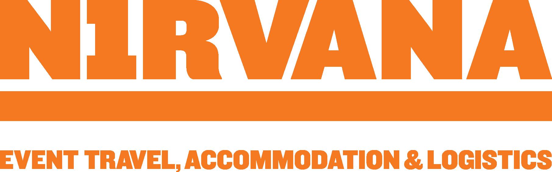 Nirvana Event rejser, indkvartering og logistik partner logo