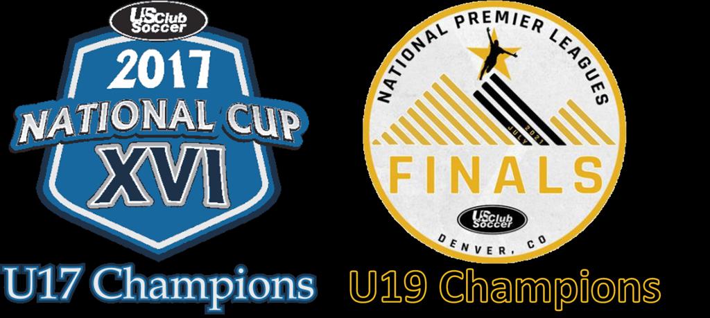 National Champions Logos