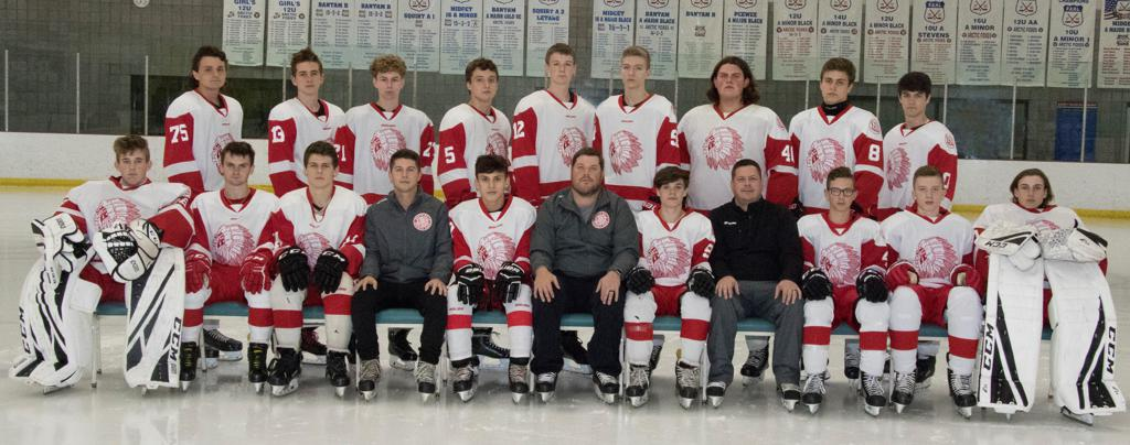 North Hills Hockey Varsity Team 2019-2020